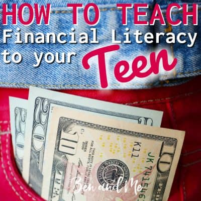 How to Teach Financial Literacy to Teens