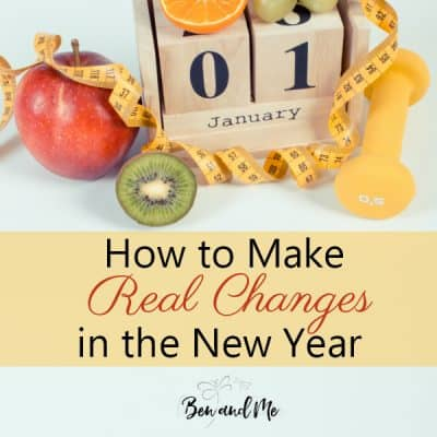 How to Make Real Changes in the New Year