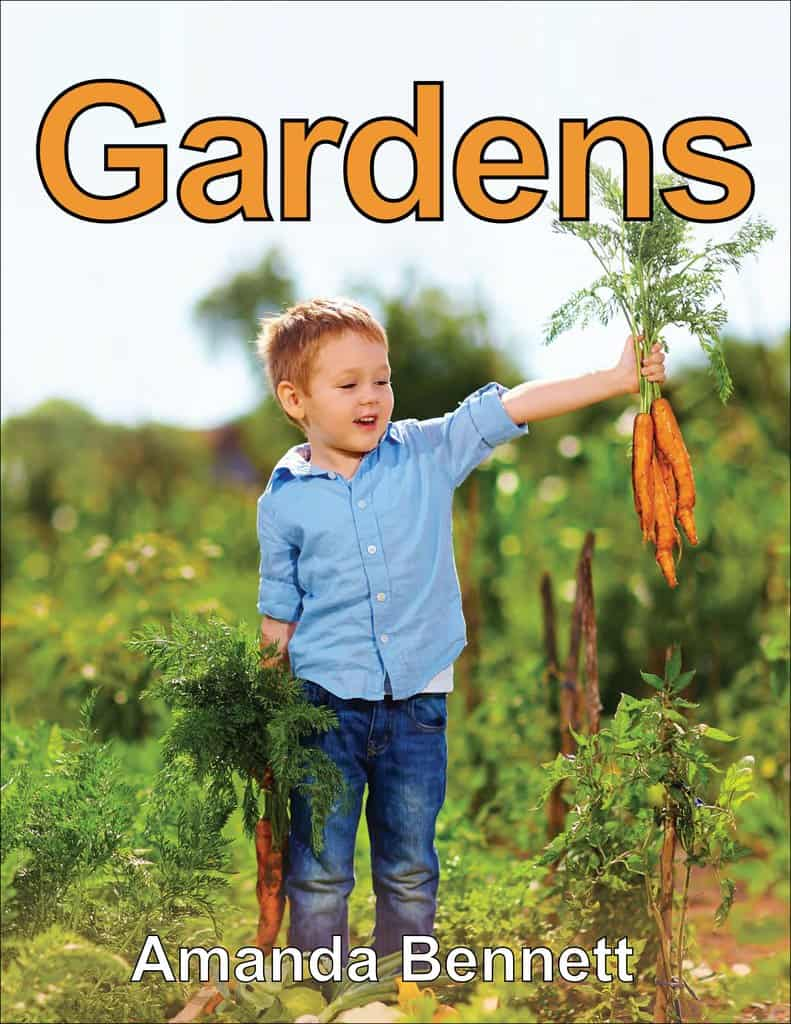 If you are a homeschool mom, you may find this unit study about gardens and gardening a helpful resource. Written at two levels (one for elementary and one for middle and high school), you can use it with all of your students. #homeschool #homeschooling #unitstudy #unitstudies #gardens #gardening