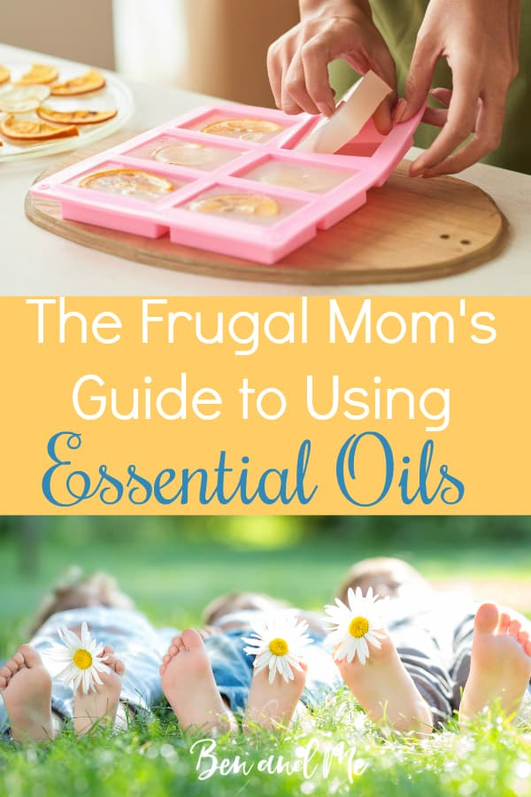 There are basically two main categories when it comes to being frugal while using essential oils - how to save money and how not to waste it. Here are my best tips for both. #essentialoils #aromatheraphy #wellness #naturahealth #naturalfamily #essentialoilsforbeginners
