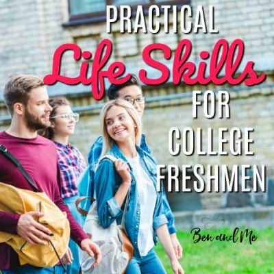 Practical Life Skills for College Freshmen