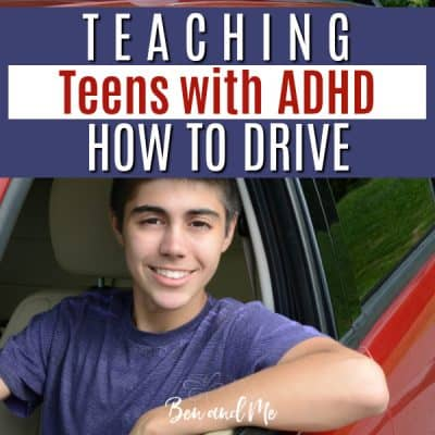 Teaching Teens with ADHD How to Drive