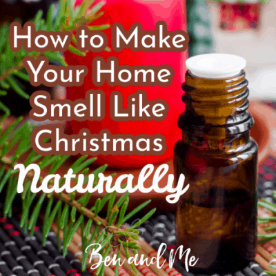 How to Make Your House Smell Like Christmas, Naturally