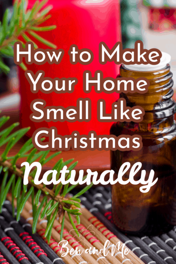 Here are a few suggestions of way you can make your house smell like Christmas. But naturally, so that you can avoid the sniffles and sneezes, really freshen the air, and maybe even add a few health benefits. #essentialoils #aromatherapy #naturalChristmas #wellness #DIYChristmas #DIYessentialoils #essentialoilsdiffuser