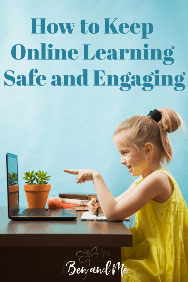 With the increase of online learning, there also comes a greater attention placed on keeping it safe and engaging. Although electronic devices and Internet access are a part of everyday life, we should be prepared for any challenges that may arise. #onlinelearning #homeschooling #homeschoolonline