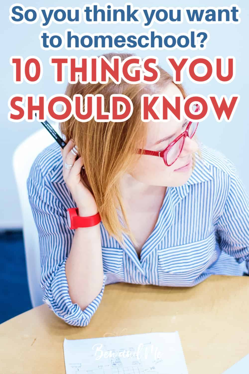 10 things you should know if you think you want to homeschool