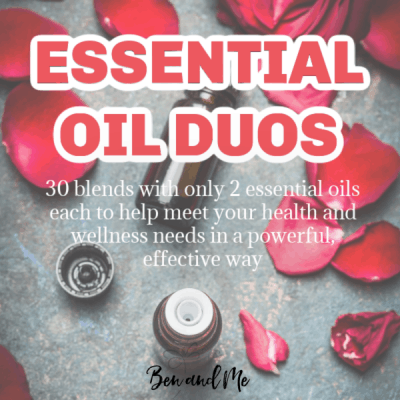 Simple Essential Oil Blends