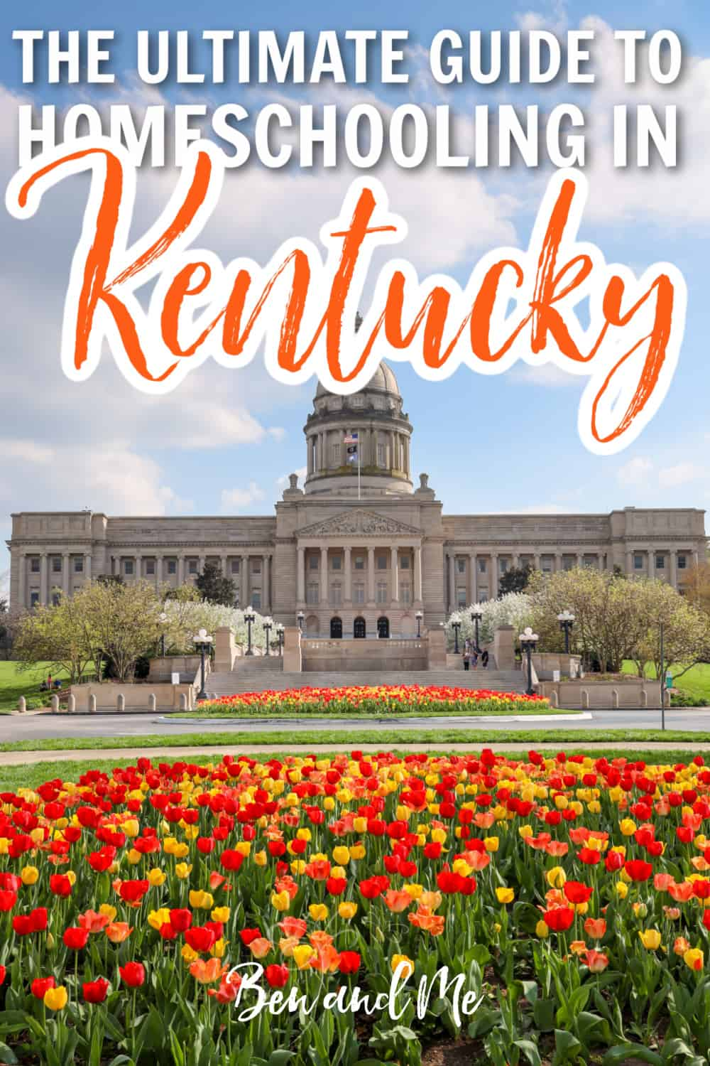 guide to homeschooling in Kentucky