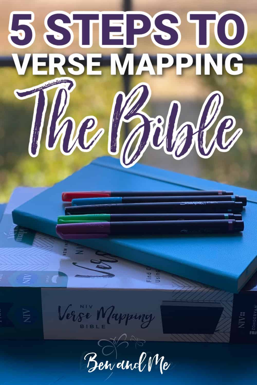 verse mapping the Bible