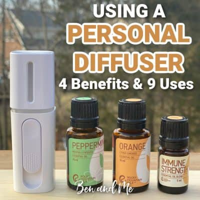 Using a Personal Diffuser: 4 Benefits and 9 Uses
